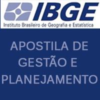 IBGE - Gestão e Planejamento