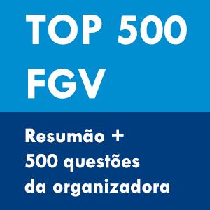 TOP 500 - FGV